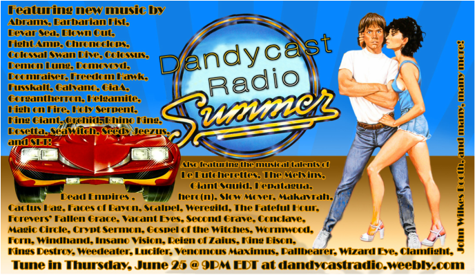 Dandycast Radio Summer